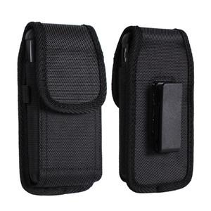 Esporte Nylon coldre Belt Clip Pouch Phone Case Capa para Universal Para 4.7-5.5 polegadas iPhone 8 Samsung Nota 8
