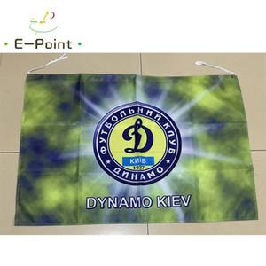 Ucrânia FC Dinamo Kyiv 95 * 65 cm bandeira de Poliéster Bandeira Holanda decoração voando jardim de casa bandeira Presentes festivos