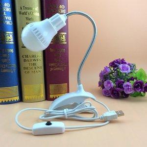 200 stücke Mini Tragbare Clip Camp Licht USB LED Birne Kabel Lichter Augen Mit Druckknopf 0001