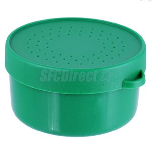 Scatola da pesca portatile di Earthworm di attrezzatura da pesca di Wholesale-Tackle Box rosso