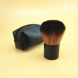 Vendita calda New182 Rouge Kabuki Blusher Blush Brush Makeup Foundation Face Powder Make Up Brushes Set Kit di strumenti cosmetici con M Marchio