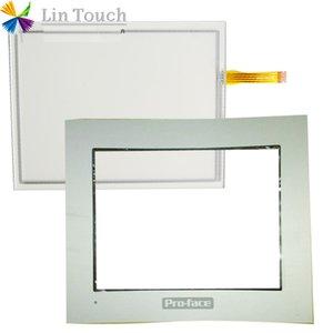 NEU AGP3400-T1-D24 AGP3400-S1-D24 HMI-SPS Touchscreen und Front-Etikett Film Touchscreen und Frontlabel