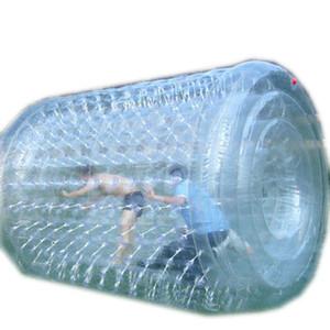 판매 2.4의 2.6M 300 만 무료 배송 물 워커 풍선 롤러 휠 Zorb 롤러 볼