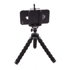 Samsung Samsung Mini Flexible Tripod 360 Rotating Mount Stand Универсальный держатель телефона штативы с зажимом компактный для iPhone GPS камеры для samsung