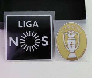 Souvenirs sportifs Primeira Liga CAMPEAO football Patchs imprimés, badges, Football Estampage à chaud