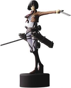14cm Anime Attack su Titan Ackerman PVC Action Figure Toy Doll Spedizione gratuita