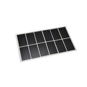 12PCS / Lot OEM Nueva Touchpad Sticker Trackpad Sticker Para Lenovo Thinkpad T410S T420S T420SI T430S T430SI T510 T510I