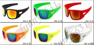 лето новый стиль только очки 7 цветов солнцезащитные очки NICE FACE возьмите солнцезащитные очки Dazzle цветные очки EMS free shipping5962