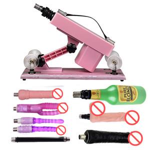 Приложение с Мастурбация Супер набор Мощный Автоматический дилдо Половой Love Machine Sex много сексуальных игрушек и Luxury Sex Machine Cqqcd