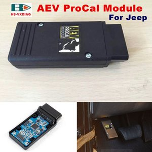 2017 New Arrival AEV ProCal Module For Jeep Wrangler & Wrangler Unlimited JK High Quality AEV DHL Free Shipping