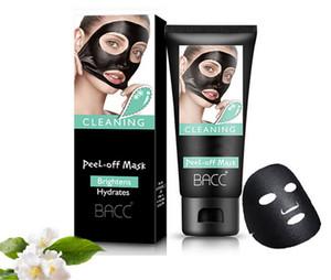 NUEVA calidad superior queratina máscara de carbón de bambú eliminar el carbón de bambú negro rasgar la máscara cuidado de la piel Envío Gratis