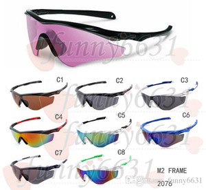 ADEDI = 10 YAZ YENI ERKEKLER spor UV400 güneş gözlüğü koruyucu gözlük kadınlar Açık Rüzgar gözü koruyucusu sunglasse bisiklet gözlük ücretsiz kargo