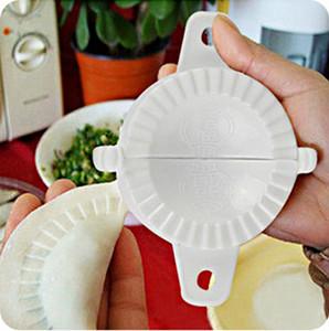 Máquina de bolinho de massa pequena ferramenta de Plástico Doméstico 7 cm Imprensa Massa Torta De Bolinho Ravioli Molde Mould Maker Cooking ferramentas de PastelariaHG-00065