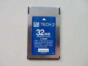ГМ tech2 32 МБ карты памяти ГМ Tech 2 карты для GM/Холден/Исузу/Опель/Сааб/Сузуки tech2 ве 32 Мб карты памяти техника 2