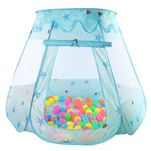 Wholesale-Large Princess Play Tent Kids Toy Play House Kids Toys Outdoor Child Tent Children Christmas Toy Gift