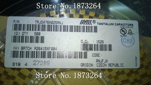 Freeshipping TAJD476K025RNJ د 7343 47 فائق التوهج 25 فولت الأصلي والجديد 50 قطعة / الوحدة