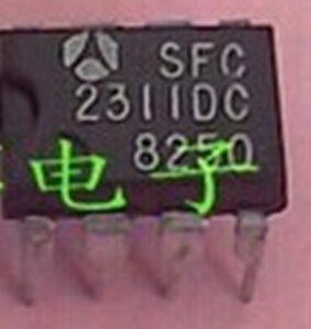 2311DC. SFC2311DC / PDIP8. Микросхемы интегральных микросхем электронных компонентов / двухпроводные 8-контактные микросхемы пластиковой упаковки / Microelectronics