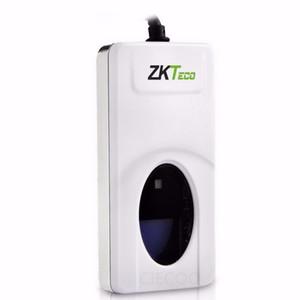 Nuevo sensor de escáner de lector de huellas dactilares ZKT ZK9000 USB para computadora PC Home Office Supplies, con caja de venta al por menor