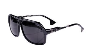 marque lunettes de soleil designer pour hommes lunettes de soleil pour femmes lunettes de soleil pour hommes marque designer UV protection hommes lunettes de soleil chrome BOXLUNCH