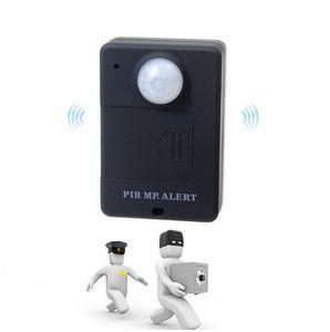 Mignon PIR-Mini-GSM-Kameraalarmsystem Drahtloser Infrarot-Bewegungsmelder Sensor AutoAnswer Diebstahlsicherung SMS MMS GSM-Alarmsystem
