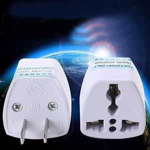 Путешествия зарядное устройство переменного тока электрическая мощность Великобритания / AU / ЕС в США Plug адаптер конвертер США универсальный разъем питания Adaptador разъем