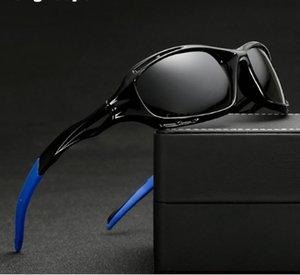 브랜드 선글라스 남자 나이트 비전 편광 선글라스 남자 여자 고글 안경 선글라스 Oculos KP1004