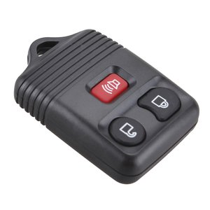 Оптовая черный 3 кнопки Keyless Entry Замена ключа Remote Case Fob Shell для Форд CIA_40R