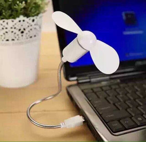 High quality USB snake fans follow PVC portable mute plug and play super power Mini