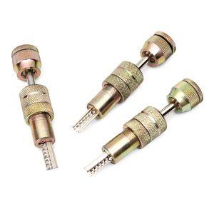 3 шт Телескопический Kaba Dimple Lock Быстрый взломана Инструменты отмычки Установить замок Выберите Инструменты слесарные инструменты