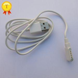 Original Runde USB-Ladekabel für Smart Watch G3 KW08 GT88 KW18 KW88 Smart-Phone Watch Magnetic Charge Kabel Ladegerät