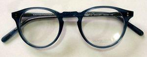 Diseñador de la marca Nuevo Mejor precio de alta calidad Vintage gafas ópticas NUEVAS gafas OV5183 Frame-V Gentle Women Men Full Frame con estuche original
