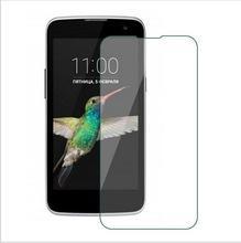 Film de protection d'écran 50pcs haute définition en verre trempé pour LG D295 / D337 / D500 / D680 / D690 / Nexus4 / Nexus5 / 5X / 6 / 6P