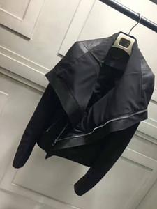 RO Matte peau de mouton femme vestes en cuir 100% cuir véritable blazer Moto vestes en cuir