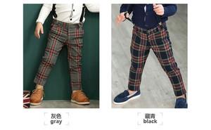 Children's Suspender Thouser Boy Clothes Child Casual Pants Fashion Long Trousers Braces Suspenders Boy Pants Kids Trouser Children Clo