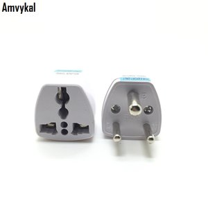 Amvykal Universal Travel Plug Converter AU EU UK US To ZA IN Plug Adapter Socket South Africa Power Electrical Plug Adaptor