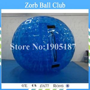 شحن مجاني 2.5 متر القطر tpu نفخ الكرة الهامستر الإنسان zorbs الكرة لعبة في الهواء الطلق للبيع