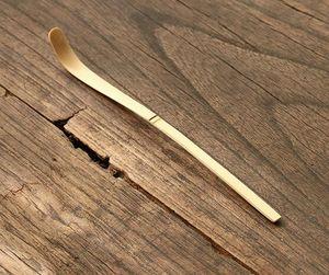 Retro Natural Bamboo Matcha Scoop Tea Powder Matcha Cucchiaio Strumenti di Cerimonia Tè Strumenti Matcha