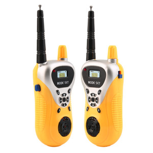 2016 Newest Intercom Electronic Walkie Talkie Kids Child Mni Toys Portable Two-Way Radio