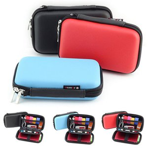 High Capacity Storage Bag Mobile Kit Case Digital Gadget Devices USB Cable Data Line Travel Insert Portable Digital Data Packet