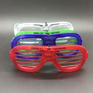 Fenster Shades Kaltlicht Gläser LED Multi Funktion Festival Feier Geburtstag Party Schmücken Artikel Flash Brillen Sonnenbrille 2 7hg C