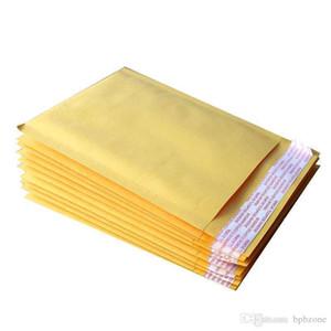 50 قطع صغيرة كرافت فقاعة بريدية أكياس مغلفات مبطن 130x210 + 40 ملليمتر خارجيا أكياس البريد كرافت و pe فقاعة