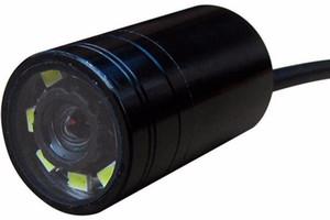 Mini caméra endoscope étanche CCTV câblée avec lampes LED Vision de nuit 90 Lux avec vision basse Lux 520TVL pour la surveillance de la sécurité