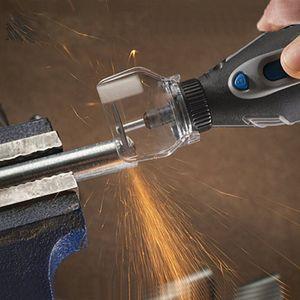 Dremel Accessories Shield Rectificadora de Seguridad Eléctrica Cubierta Protectora Mini Portabrocas Power Tools Dremel 3000 4000 Grabado