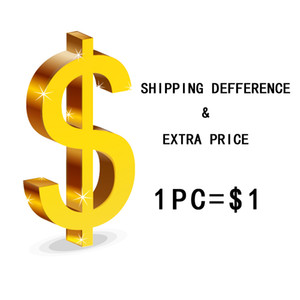 JYZ Price Difference Special Link for VIP Customer Designate Product Extra Shipping Cost Alteration Fee For Human Hair