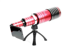 Dhl شحن مجاني 80x زووم بصري تليفوتوغرافي لسامسونج غالاكسي s6 حافة 80x الهاتف المحمول تلسكوب التكبير lente APL-80X عدسة