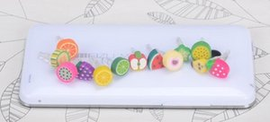 Anti Staub Obst Plug Cap von 3,5 mm Kopfhörer Jack Staub Tier Kopfhörer für iPhone weichen Silikon Stecker Handy Staub Stecker