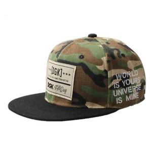 Бренд снэпбэк шапки бейсбол кепка шляпа ДГК gorras planas с плоским хип-хоп gorra для мужчин и для женщин шляпы регулируемая шляпа touca мужчины
