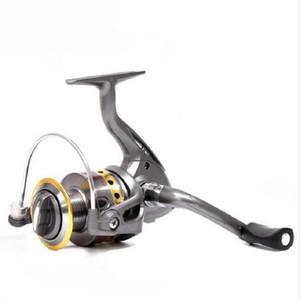 5.5: 1 Carretel De Pesca De Metal Spinning Reel 10 + 1 Rolamentos de Esferas de Água Doce De Água Salgada Carretel De Pesca De Pesca De Barco De Pesca Livre grátis