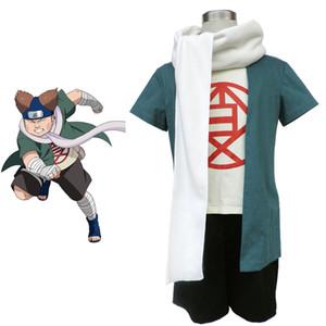 Japanese Anime Naruto Akimichi Choji Cosplay Costume