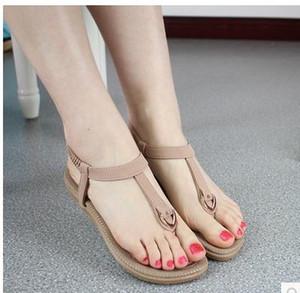 2017 Sandalen Schuhe Frau Gladiator Sandalen Frauen Flip-Flops Alias Mujer Sapato Feminino Flache Sandale Femme Zange Sandales